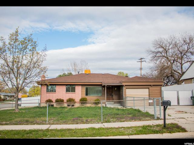 3649 S 5725 W, West Valley City, UT 84128 (#1594390) :: Colemere Realty Associates