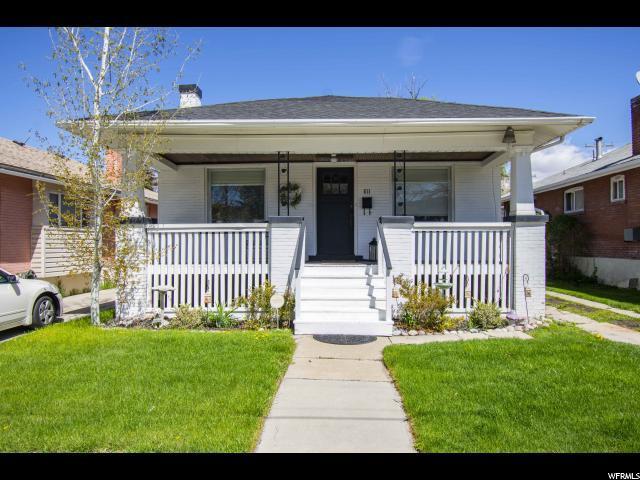 611 E Driggs Ave S, Salt Lake City, UT 84106 (#1594403) :: Colemere Realty Associates