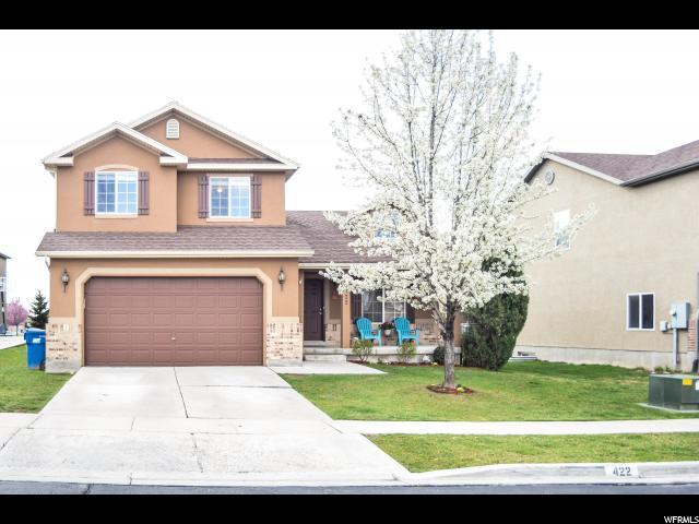 422 E Apple Grove Ln, Pleasant Grove, UT 84062 (#1594408) :: goBE Realty