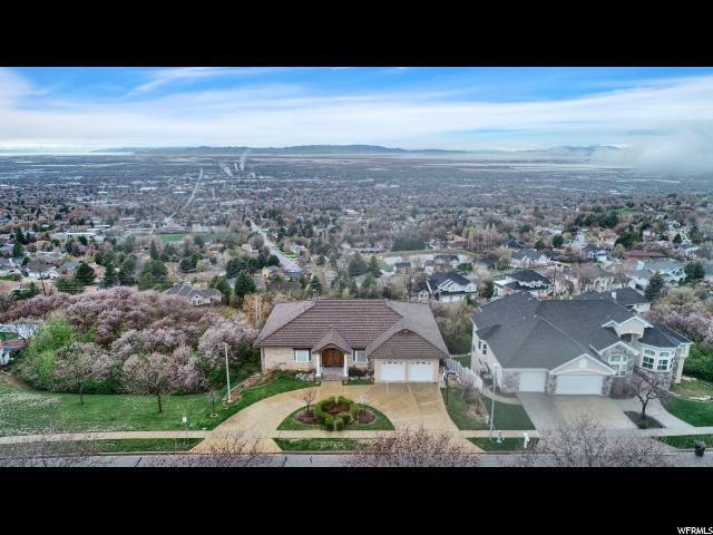 344 Temple View Dr, Bountiful, UT 84010 (#1594438) :: Exit Realty Success
