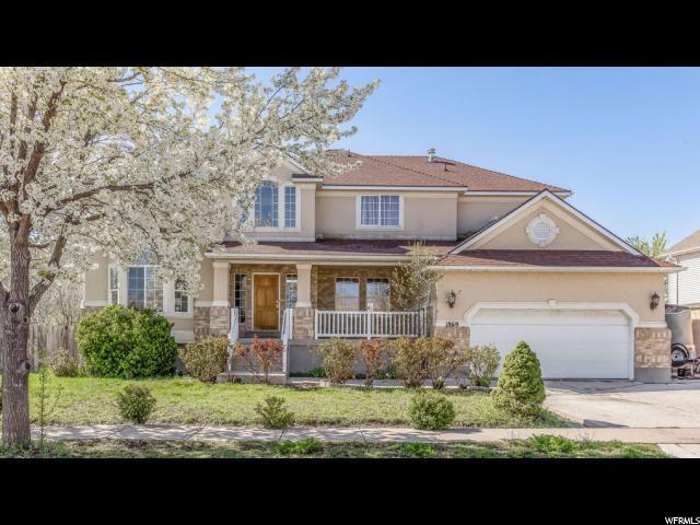 1869 W Dale Ridge Ave, Salt Lake City, UT 84116 (#1594442) :: Colemere Realty Associates