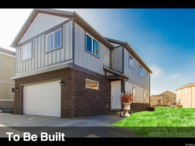 8704 Pebble Aly H61, Eagle Mountain, UT 84005 (#1594452) :: Bustos Real Estate | Keller Williams Utah Realtors