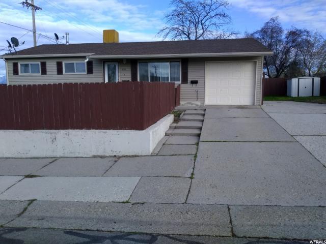 4945 W Cross St S, Salt Lake City, UT 84118 (#1594457) :: Colemere Realty Associates