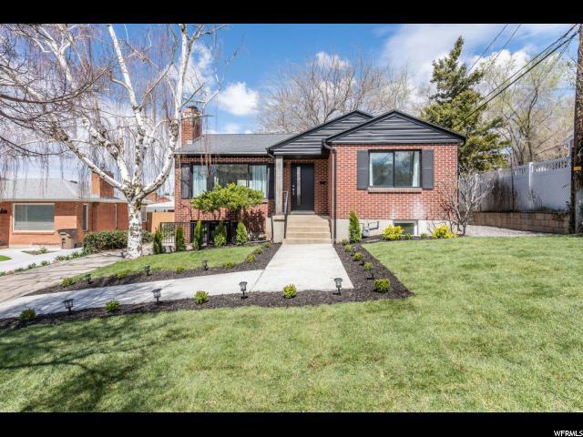 2467 E Redondo Ave, Salt Lake City, UT 84108 (#1594463) :: Colemere Realty Associates