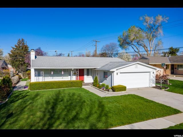 1512 S Ken Rey St E, Salt Lake City, UT 84108 (#1594465) :: Colemere Realty Associates