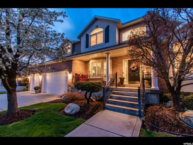 7123 S Griffiths Pl, Cottonwood Heights, UT 84121 (#1594477) :: Colemere Realty Associates