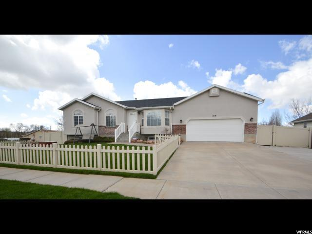 819 Crimson Ln, Kaysville, UT 84037 (#1594486) :: Powerhouse Team | Premier Real Estate