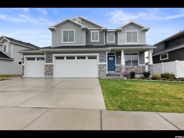 158 E Zen Rd, Vineyard, UT 84059 (#1594487) :: Bustos Real Estate   Keller Williams Utah Realtors