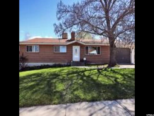 5833 S Sanford Dr W, Salt Lake City, UT 84123 (#1594502) :: Keller Williams Legacy
