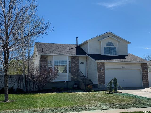 6177 W Deer Springs Ln S, Salt Lake City, UT 84118 (#1594520) :: The Utah Homes Team with iPro Realty Network