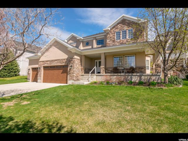11543 S Sunburn Ln E, Sandy, UT 84094 (#1594525) :: Powerhouse Team | Premier Real Estate