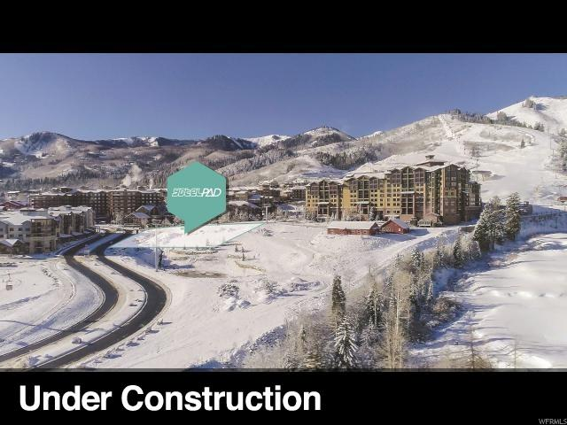 2670 Canyons Resort Dr #414, Park City, UT 84098 (#1594538) :: The Fields Team