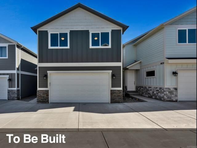 8683 N Pebble Aly E H65, Eagle Mountain, UT 84005 (#1594540) :: Bustos Real Estate | Keller Williams Utah Realtors