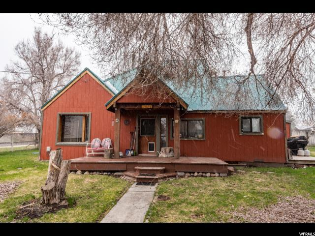 3442 E Center Creek Rd, Heber City, UT 84032 (#1594580) :: The Canovo Group