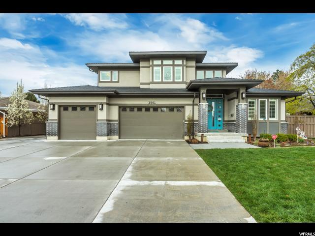 3951 S Oliver Dr E, Holladay, UT 84124 (#1594598) :: Von Perry | iPro Realty Network