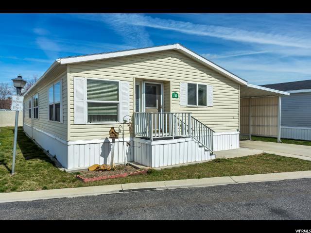 150 W 7500 S #16, Midvale, UT 84047 (#1594601) :: Von Perry | iPro Realty Network