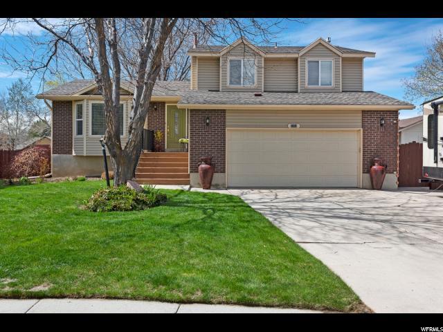 2252 E Kalinda Dr S, Sandy, UT 84092 (#1594602) :: Powerhouse Team   Premier Real Estate