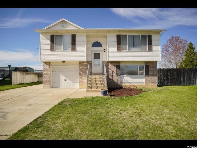 216 W 1800 S, Clearfield, UT 84015 (#1594603) :: The Canovo Group