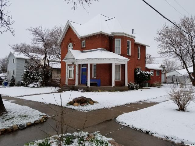 1470 E Cahoon St, Ogden, UT 84401 (#1594612) :: Big Key Real Estate