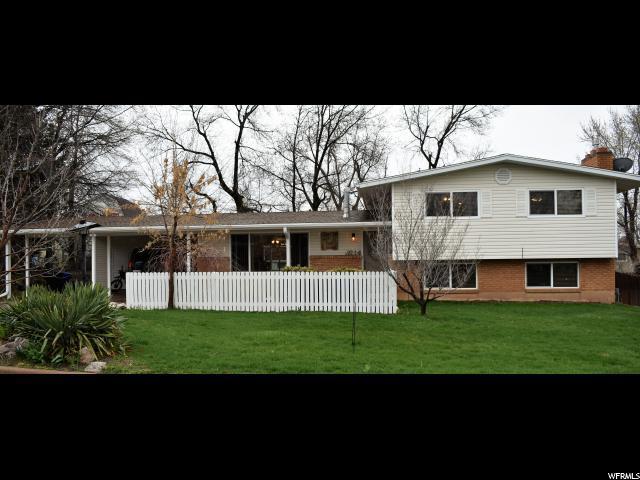 3214 N Holiday Dr, North Ogden, UT 84414 (#1594614) :: Bustos Real Estate   Keller Williams Utah Realtors