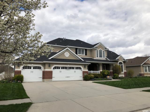 691 E Old English Rd, Draper, UT 84020 (#1594619) :: Powerhouse Team   Premier Real Estate