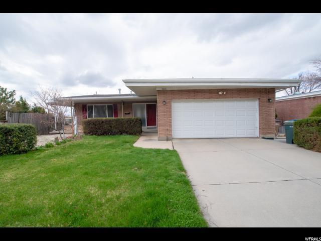 1836 S 2600 E, Salt Lake City, UT 84108 (#1594624) :: Bustos Real Estate   Keller Williams Utah Realtors