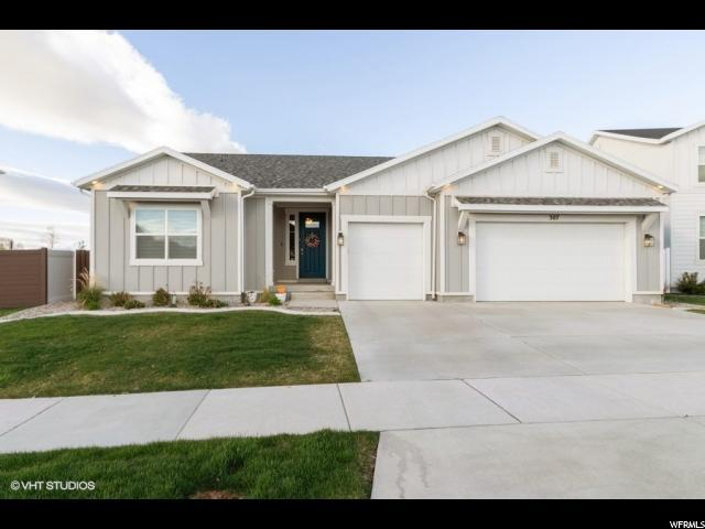 307 E 370 N, Vineyard, UT 84058 (#1594626) :: Bustos Real Estate   Keller Williams Utah Realtors