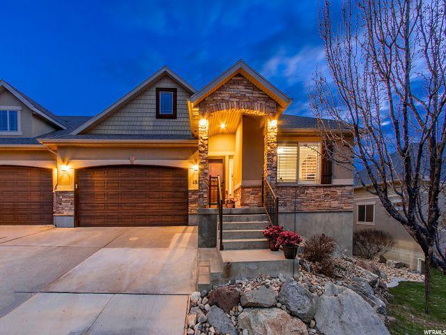 1398 E Meadow Valley Dr., Draper, UT 84020 (#1594658) :: Powerhouse Team   Premier Real Estate