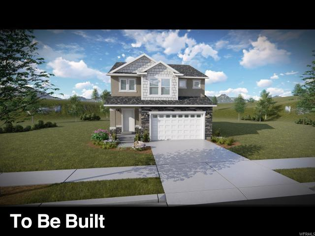 6682 W Dry Peak Dr #710, Herriman, UT 84096 (#1594670) :: The Canovo Group