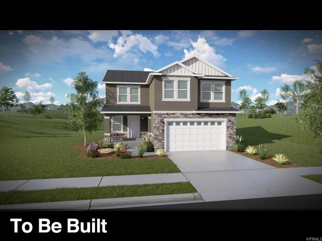 6711 W Dry Peak Dr #716, Herriman, UT 84096 (#1594673) :: The Canovo Group