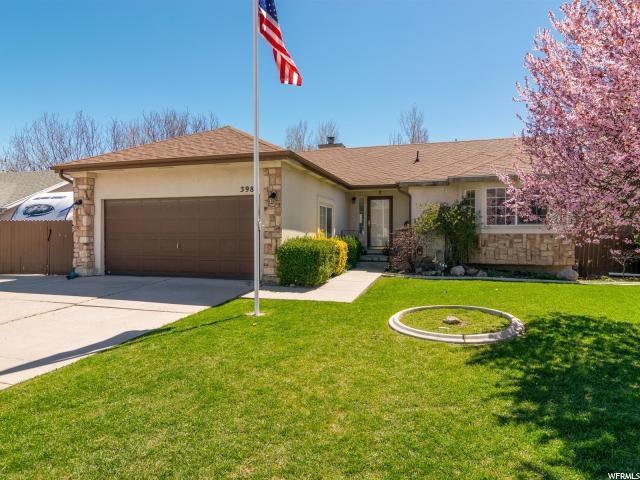 3987 Omega Way, West Valley City, UT 84120 (#1594692) :: Powerhouse Team | Premier Real Estate