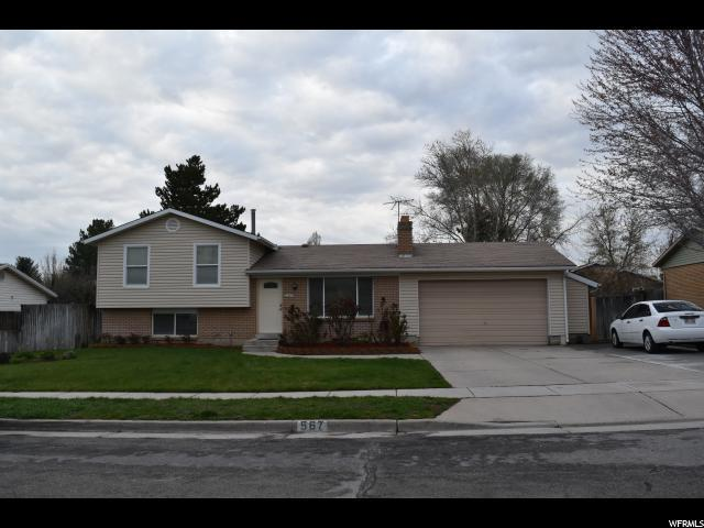 567 E Sarah Ln S, Sandy, UT 84070 (#1594696) :: Powerhouse Team   Premier Real Estate