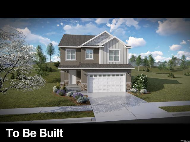 1762 W Stone Hollow Dr #416, Saratoga Springs, UT 84045 (#1594698) :: Big Key Real Estate