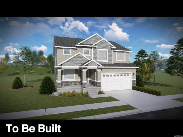 1772 W Stone Hollow Dr #417, Saratoga Springs, UT 84045 (#1594704) :: Big Key Real Estate