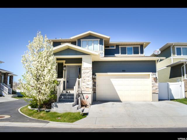 812 W Tamsin Ct, Midvale, UT 84047 (#1594705) :: Von Perry | iPro Realty Network