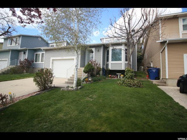 3010 W Roxborough Park Dr S, West Valley City, UT 84119 (#1594720) :: Powerhouse Team | Premier Real Estate