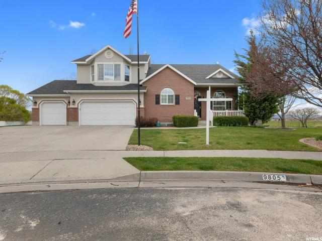 9805 N 6180 W, Highland, UT 84003 (#1594739) :: The Utah Homes Team with iPro Realty Network