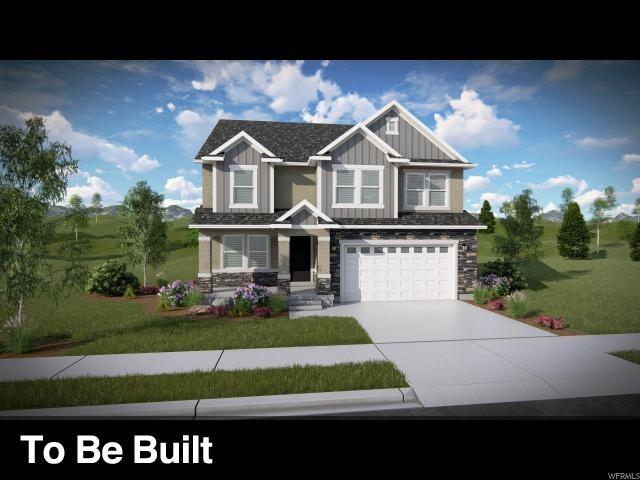 4929 N Mount Waas Dr #147, Eagle Mountain, UT 84005 (#1594745) :: Big Key Real Estate