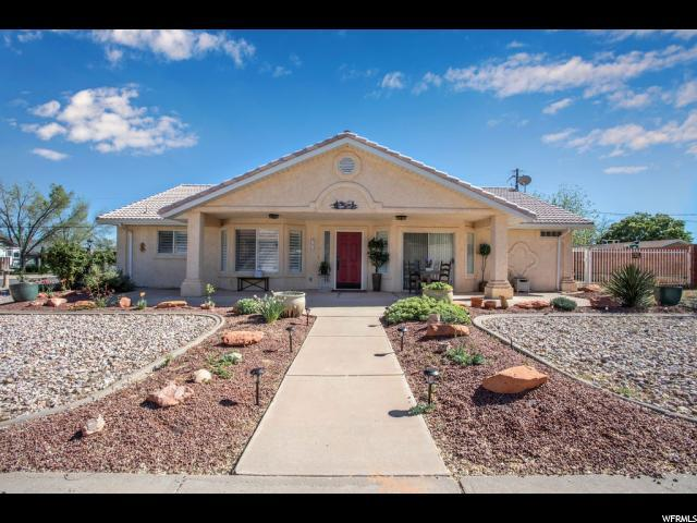 787 W Chaparral Dr, Washington, UT 84780 (#1594746) :: The Utah Homes Team with iPro Realty Network