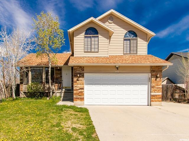 3402 W 5735 S, Taylorsville, UT 84129 (#1594764) :: The Canovo Group