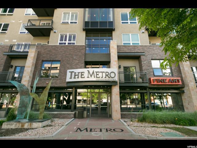 350 S 200 E #402, Salt Lake City, UT 84111 (MLS #1594766) :: Lawson Real Estate Team - Engel & Völkers