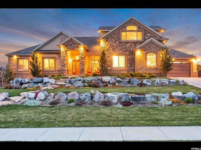 15257 S Scenic Crest Cir W, Bluffdale, UT 84065 (#1594768) :: The Utah Homes Team with iPro Realty Network