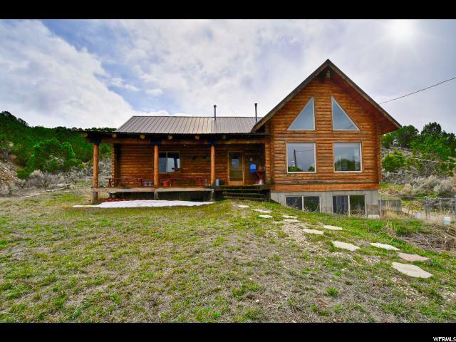 650 E Border Station Rd, Coalville, UT 84017 (MLS #1594774) :: High Country Properties