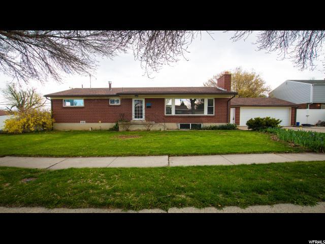 4015 S Rosemary Cir, West Valley City, UT 84120 (#1594776) :: Powerhouse Team | Premier Real Estate