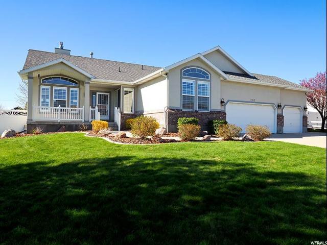 3747 W Elk Park Ct S, South Jordan, UT 84095 (#1594785) :: Powerhouse Team | Premier Real Estate