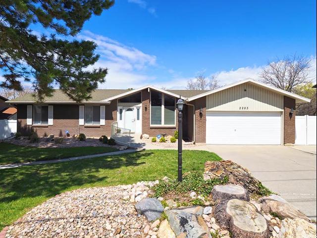 2283 E 9800 S, Sandy, UT 84092 (#1594793) :: Powerhouse Team   Premier Real Estate