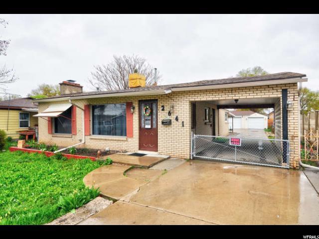 2641 S 8590 W, Magna, UT 84044 (#1594798) :: Powerhouse Team   Premier Real Estate