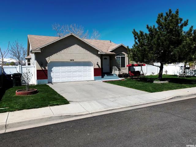 3672 Rothchild Cir S, West Valley City, UT 84119 (#1594799) :: Bustos Real Estate | Keller Williams Utah Realtors