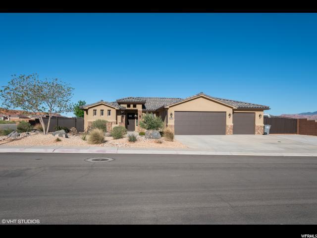 2726 S 3600 W, Hurricane, UT 84737 (#1594811) :: Bustos Real Estate | Keller Williams Utah Realtors