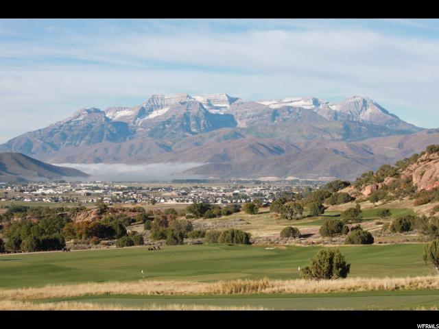 2900 E Brown Duck Mountain Cir (106), Heber City, UT 84032 (#1594824) :: The Canovo Group
